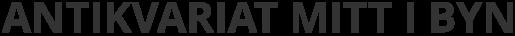 Antikvariat Mitt i Byn
